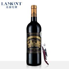 拉蒙 加颂酒庄(珍藏) 波尔多小产区  法国原瓶进口 干红葡萄酒 750ml