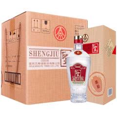 52°五粮液股份公司出品 聖酒 圣酒柔和 500ml*4瓶 整箱