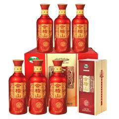 会稽山绍兴黄酒纯和十年花雕酒加饭酒半干型500ml*6整箱包邮糯米