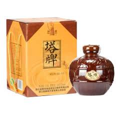 【品牌直营】塔牌绍兴黄酒陈年香雪酒2.5L手工冬酿甜型糯米黄酒自饮老酒