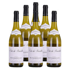 莎普蒂尔比拉干白葡萄酒750ml 6支装