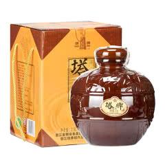 塔牌黄酒香雪酒2.5L坛装礼盒手工糯米花雕酒甜型月子黄酒绍兴特产