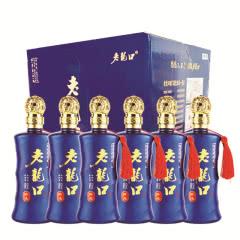 45°老龙口游龙酒500mlx6瓶整箱