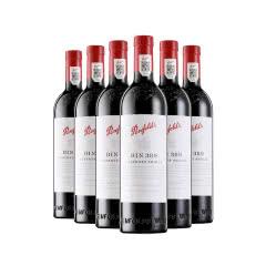 奔富BIN389赤霞珠西拉干红葡萄酒750ml 6支装