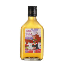 40°花乐岛屿4号单一麦芽威士忌200ml