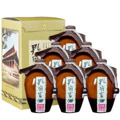 52°孔府家酒经典大陶 500ml(6瓶装)