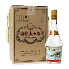 55度凤香型国优太白整箱白酒(750ml×4瓶)