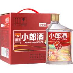 45°郎酒小郎酒精酿100ml*6瓶