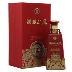 河南特产白酒  杜康 酒祖杜康传奇酒60度 浓香型白酒500ml  1瓶礼盒装