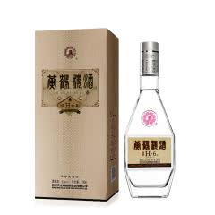 53°黄鹤楼 经典H6 清香型白酒 500ml