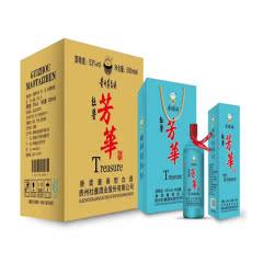 贵州白酒53度500ml*6杜酱芳华酒酱香型粮食酒原浆酒正品包邮