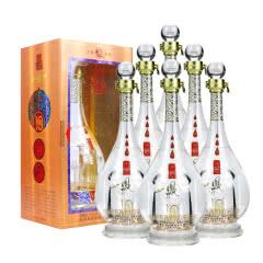52°西凤酒金藏10年凤香型白酒整箱(6瓶装)