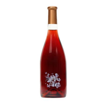 澳洲乔睿庄园 低度甜酒果味葡萄酒 蜜斯桃红起泡酒 蜜桃味甜酒 750ml 单瓶装