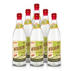 50.8°李渡高粱古窖陈香版1975 500ml*6 浓特兼香型 瓶装酒 白酒
