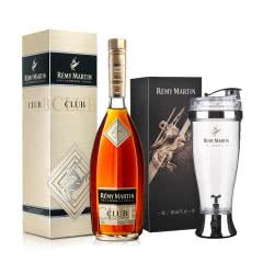 40°人头马RemyMartin CLUB优质香槟区干邑白兰地3000ML*1+电动搅拌杯礼盒套装(会员礼品)*1