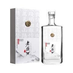 52度 老凤酒 金乌 固态纯粮 浓香型白酒 500ml 单瓶装