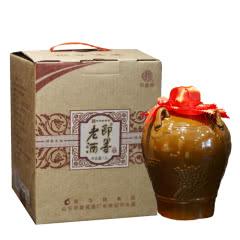 即墨老酒11.5°原浆黄酒甜型黄酒坛装礼盒1500ml不添加焦糖色不含木托