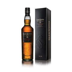 46°格兰帝15年单一麦芽威士忌700ml