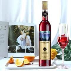 12°维科尼娅冰酒 冰红葡萄酒甜型红酒甜酒 375ml单支装