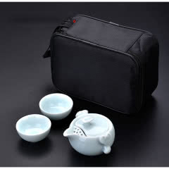 轻便式快客杯茶具