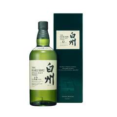 43°白州12年日本单一麦芽威士忌700ml