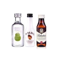 洋酒酒版3瓶组合