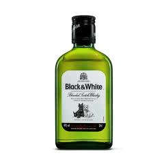 黑白狗调配苏格兰威士忌Black&White200ml