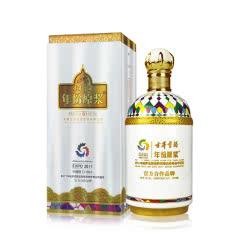 45°古井贡酒年份原浆哈萨克斯坦世博纪念酒750ml浓香型白酒