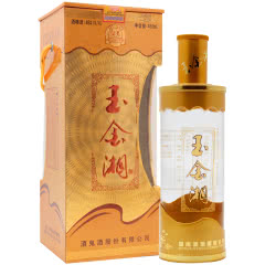 48°(酒鬼酒公司)玉金湘酒450ml(2004年)