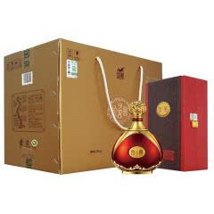 50°金徽酒金徽28年500mL*4整箱装甘肃名酒浓香型纯粮白酒