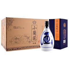 53°杏亨小青花清香型原浆酒475ml(6瓶装)