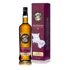 缦安岛12年苏格兰单一麦芽威士忌700ml