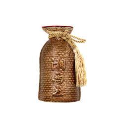 52°湘西王酒 国产高度浓酱兼香型白酒 500ml单瓶装