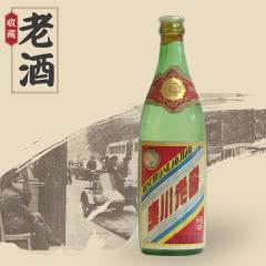 秦川老窖  80年代出厂 高度陈年老酒   单瓶
