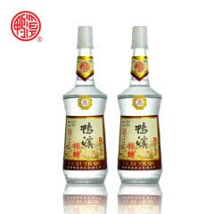 鸭溪窖 特曲52度浓香型白酒高粱粮食酒500ml 2瓶装