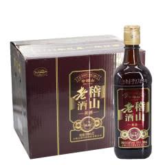 绍兴黄酒会稽山稽山老酒500nl*12瓶