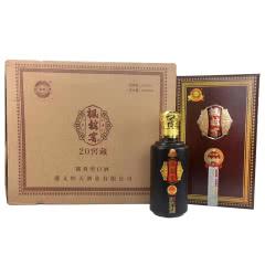 融汇陈年老酒 2014年53度 枫榕窖酒 窖藏礼盒酱香型500ml (6瓶装)