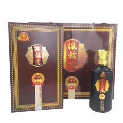 融汇陈年老酒 2014年53度 枫榕窖酒 窖藏礼盒酱香型500ml 单瓶装