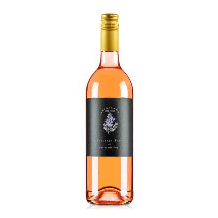 南非蓝楹花皮诺塔吉桃红葡萄酒750ml