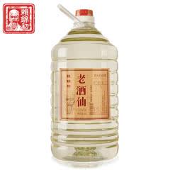 53°赖锦初老酒仙 酱香型白酒 茅台镇散装白酒 纯粮食高粱酒 约十斤桶装泡酒5000ml