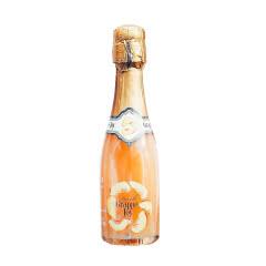 法国进口小酒起泡酒桃子酒贝利尼bellini配方鸡尾酒果味酒200ml