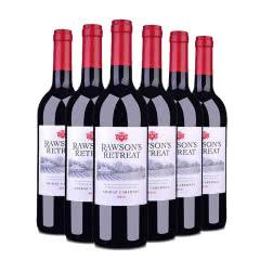 澳洲整箱红酒澳大利亚奔富洛神山庄西拉赤霞珠红葡萄酒750ml(6瓶装)