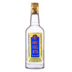 仁和菊花白酒 45度500ml白酒单瓶 北京特色重阳节礼品 菊花酒 宫廷御酒