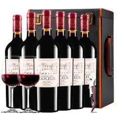 拉斐庄园2005珍酿原酒进口红酒窖藏干红葡萄酒红酒整箱红酒礼盒装750ml*6