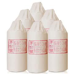 53°茅台镇原浆15年陈酿粮食酒酱香型白酒整箱500ml*6瓶装