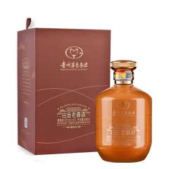 53°茅台集团白金酒公司白金老酱酒N5豪金酱香型白酒礼盒500ml单瓶送礼