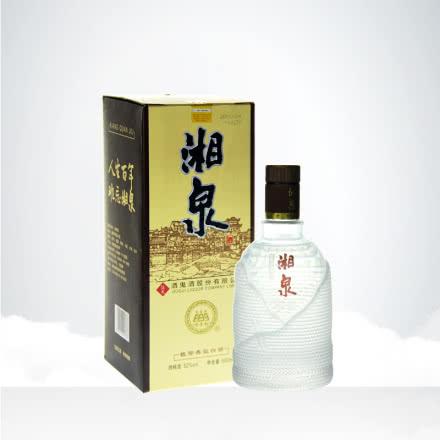 52度酒鬼酒文化湘泉500ml单瓶装【2012年年份】