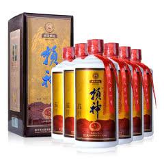 【2013年】53°贵州茅台镇赖世纲赖家烧坊赖神窖藏(8)原浆酱香型白酒500ml*6
