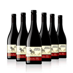 智象传奇干红葡萄酒整箱装750ml*6