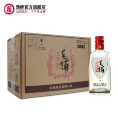 劲牌 毛铺 苦荞酒  42度 苦荞 白酒 125ml*6瓶 整箱装